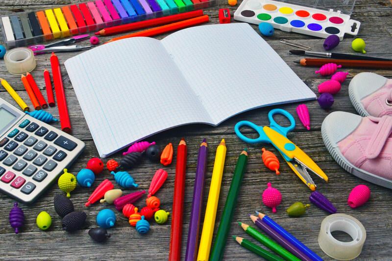 produkty do szkoły